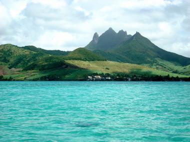 Ile aux Cerfs u ostrova Mauritius