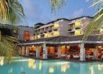Mauritius a hotel Beachcomber Le Mauricia